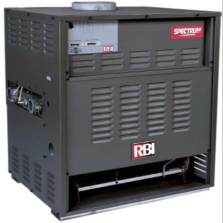 模块燃气进口锅炉美鹰铜管锅炉MB-6000环保低氮锅炉进口品质