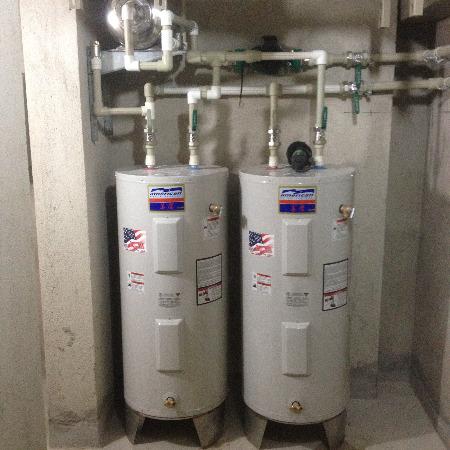 容积式商用热水器美鹰容积式热水器 宾馆连锁酒店专用机型进口热水器