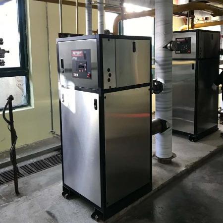 美鹰铜管锅炉厂家代理MB-1250环保低氮锅炉进口品质