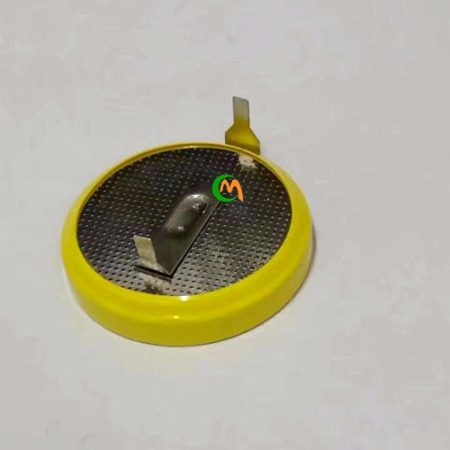 CR2025加脚电池/CR2025焊脚电池