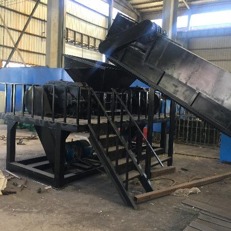 废钢破碎机视频 废钢金属破碎机多少钱