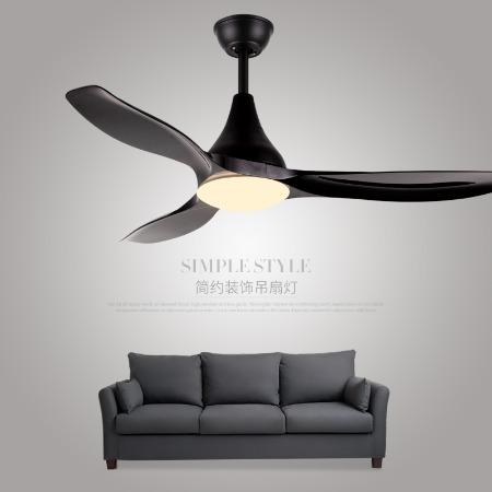 木可家42-FXB618灯饰加盟风扇灯十大排名简约
