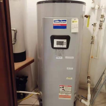 美鹰商用热水器容积式热水器455L 宾馆美容连锁酒店专用机型电锅炉