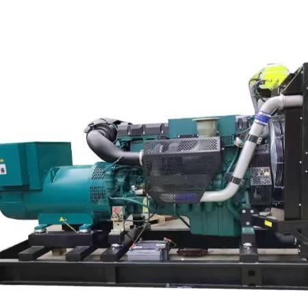 500kW发电机 500kW沃尔沃发电机组 星光发电设备