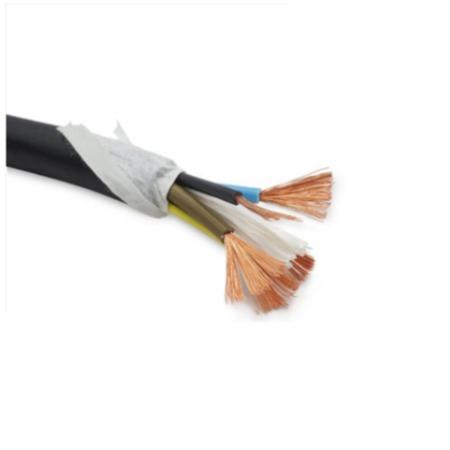 电线电缆生产厂家直销RVV2*0.75平方铜芯护套软电缆