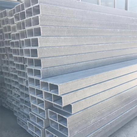 华耀 厂家提供玻璃钢拉挤型材 方管玻璃钢拉挤型材 量大从优