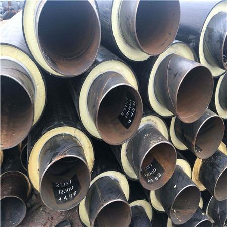 专业生产厂家钢套钢钢管,钢套钢直埋管,钢套钢蒸汽保温管 河北豪诺