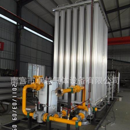 水浴式电加热复热器LNG辅热器汽化器空温式汽化器调压撬 减压撬