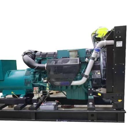 600kW发电机 600kW沃尔沃发电机组 星光发电设备