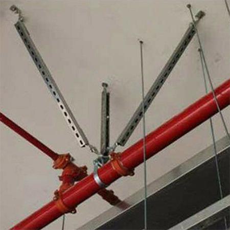 水管抗震支架 消防抗震支架