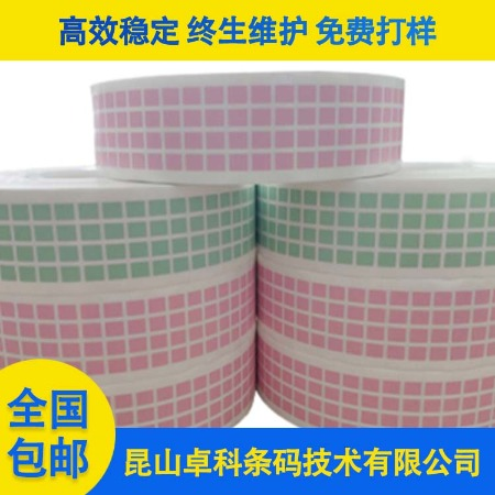 昆山Zhuoke/卓科厂家直销 pvc耐高温标签 耐高温 防水不干胶 标贴纸 价格优惠欢迎来电咨询