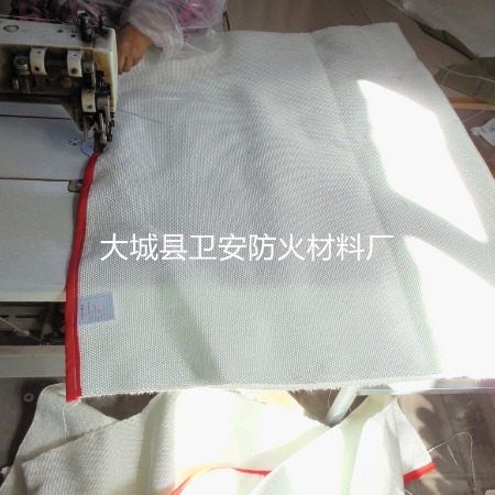 膨体纤维电焊毯,电焊防火毯