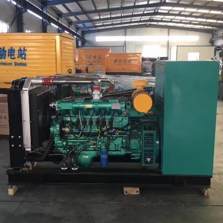 150KW燃气发电机组 天然气 沼气 玉米秸秆气发电机组 燃气发电机