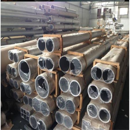7075铝管 LY12铝管 2A12铝合金管 6082铝管