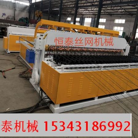 衡水高质量的地暖网片排焊机出售 北京地暖网用排焊机