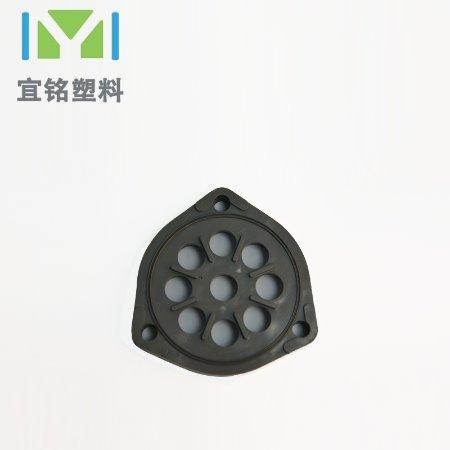 定制加工 化工管道CPVC端盒防水防尘抗压