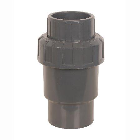 常州旭腾塑业专业生产PVC球形止回阀,规格齐全