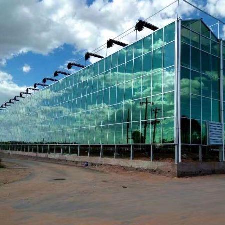 河南温室公司 智能玻璃温室设计建设 优质大棚厂家