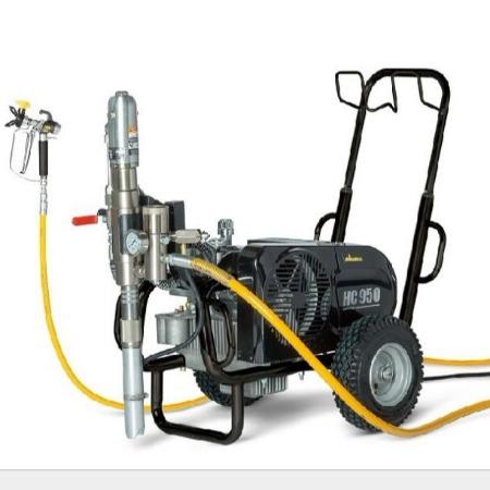 德国瓦格纳尔HC950E/G电动液压式无气喷涂机   鑫韵机电工程涂料厚浆喷涂机