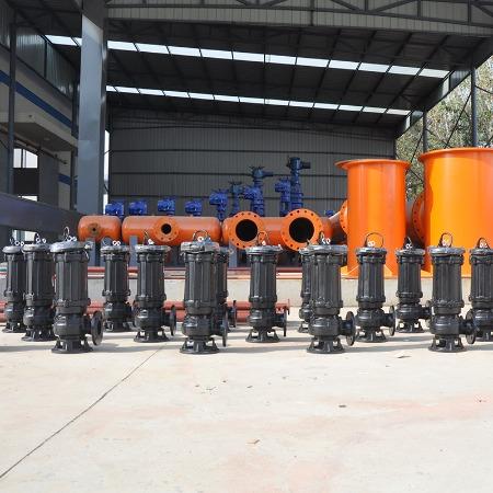 市政管网排污泵生产厂家
