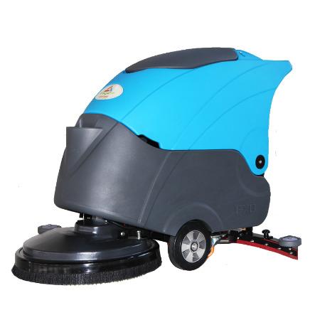 征翔 小型洗地机 ZX-B50 手推式洗地机厂家