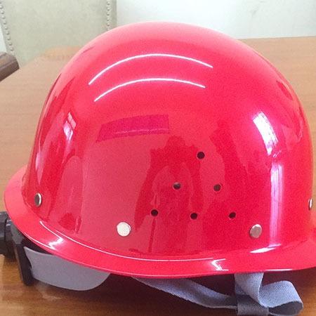 建筑工地合格安全帽  电力施工透气安全帽   工地施工安全帽