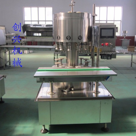 供应酒水生产设备 白酒灌装机