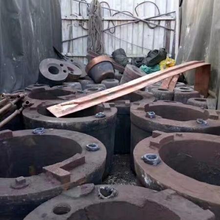 62黄铜管回收 59黄铜废料回收 各种黄铜大件回收 河北英瑞达金属回收公司