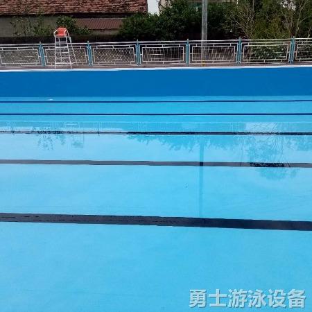 沧州勇士 拆装式游泳池 厂家直销 工期短 拆装式游泳池实时报价