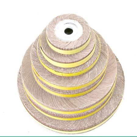 千叶轮  千页轮  卡盘千页轮  优质耐磨砂布千叶轮