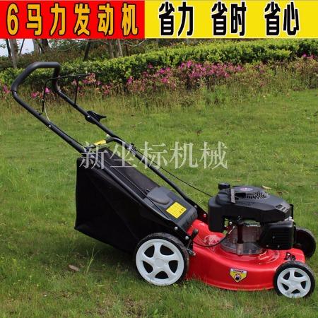 修剪草切割机 家用除草机  手推式草坪机