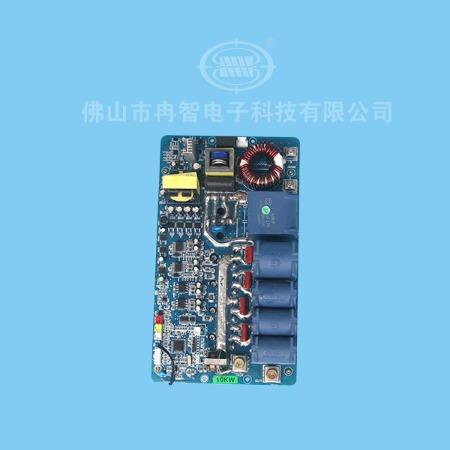 冉智供应全国30KW电磁感应加热控制板