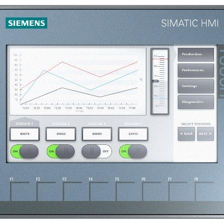西门子 精简面板 6AV2123-2JB03-0AX0