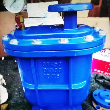 庆泰厂家直销 CARⅩ复合污水式排气阀 微型快速自动排气阀