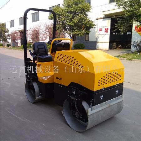 山东厂家直销的2吨小型压路机 双钢轮全液压压路机