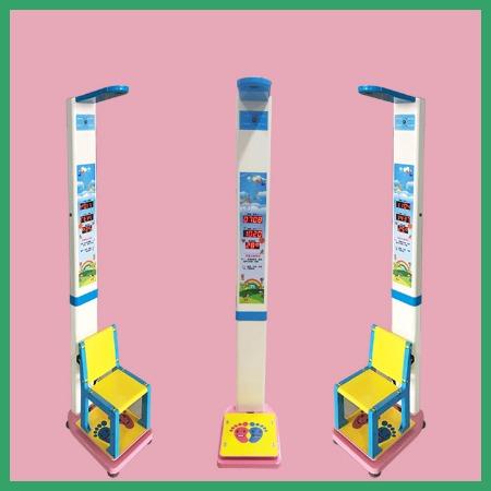 700E型儿童身高体重坐高秤  河南乐佳生产专为3-7岁儿童的身高体重秤