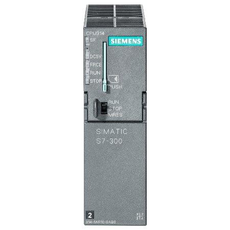 西门子 PLC S7-300 CPU模块 6ES7314-1AG14-0AB0
