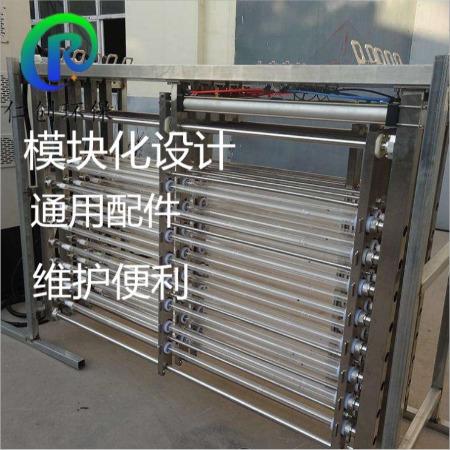 洛阳明渠式紫外线消毒器污水处理厂 A类环保污水装置