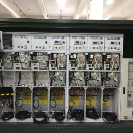 上海安上  DFW-12电缆分接箱 一进二出三出带插拔头分支箱 10KV带开关分支箱厂家