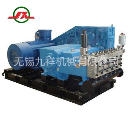 海水淡化高压泵 海水淡化柱塞泵 九祥机械厂家直销