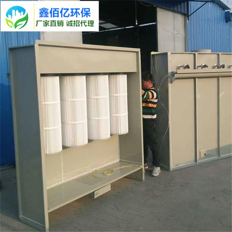 鑫佰亿厂家直销静电喷涂塑粉回收机