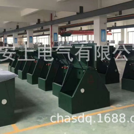 上海安上 厂家直销 DFW 12KV 35KV欧式高压电缆分接箱  一进一出630A