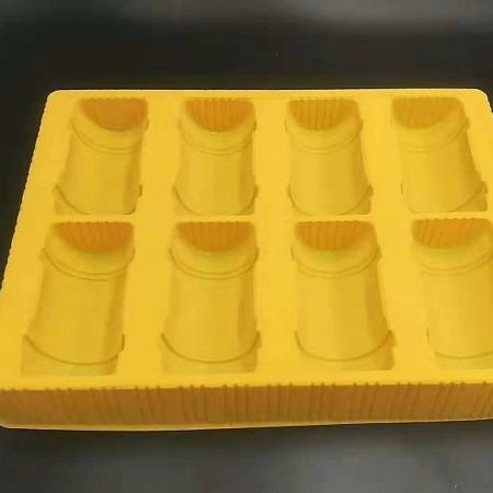 专业生产定做各种中高端植绒吸塑内托 礼品盒内托 酒盒内托