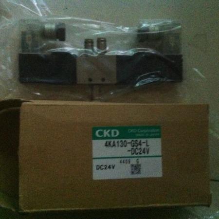 特价全新原装正品4KA130-GS4-L-DC24V CKD电磁阀特价!!
