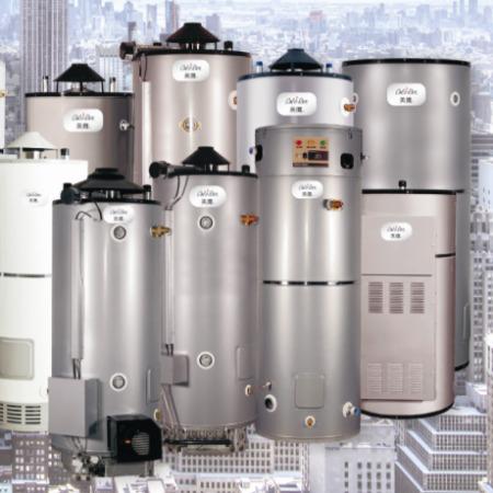 商用冷凝燃气热水器官网58KW燃气锅炉美鹰商用燃气热水器 连锁酒店标配专用机型