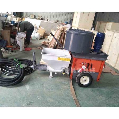 供应墙面新型高压无气喷涂机报价 多功能砂浆喷涂机