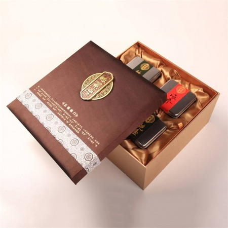 深圳印刷高档礼品盒包装纸盒定制食品化妆白卡包装纸盒包装盒厂家定制