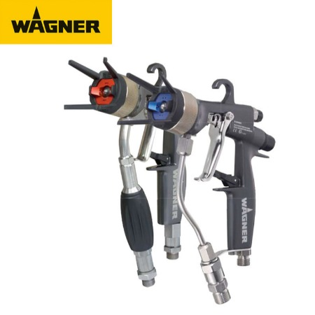 瓦格纳尔手动喷枪空气辅助喷枪 手动喷枪 高压无气喷枪厂家 鑫韵机电规格齐全