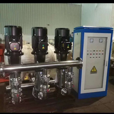 无负压供水设备   变频供水设备