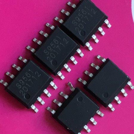 思科微报警芯片LS301标准SOP-8带闪烁